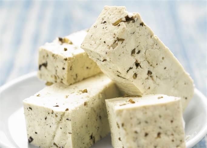 Bonito cocinar tofu fresco im genes ensalada de pasta con for Como cocinar el tofu fresco