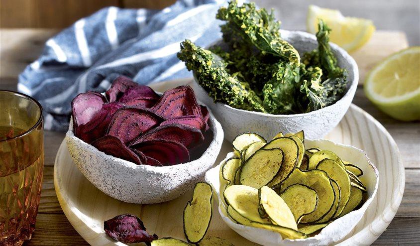aperitivos veganos fciles rpidos y sanos