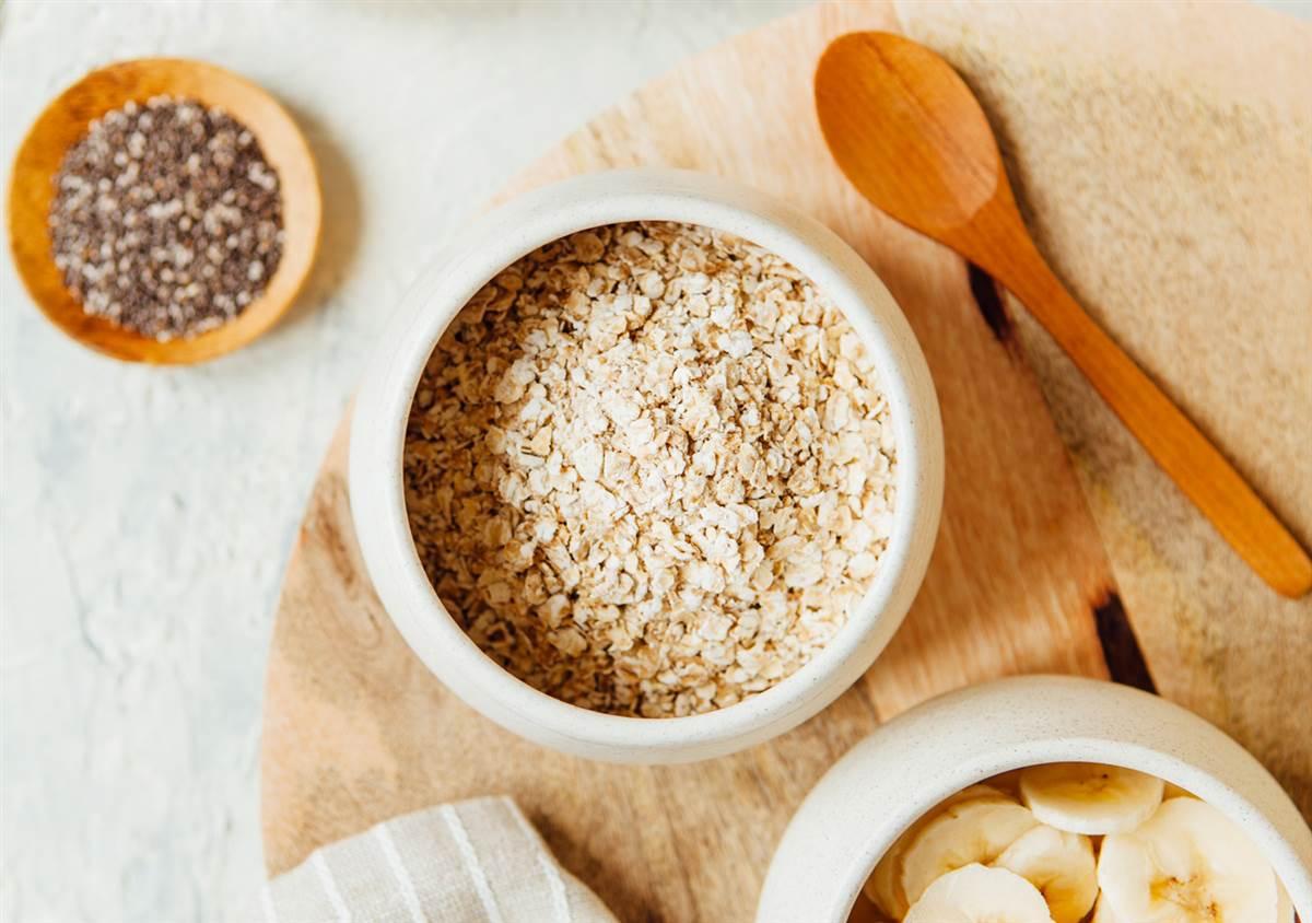 7 fuentes de fibra para tu salud intestinal