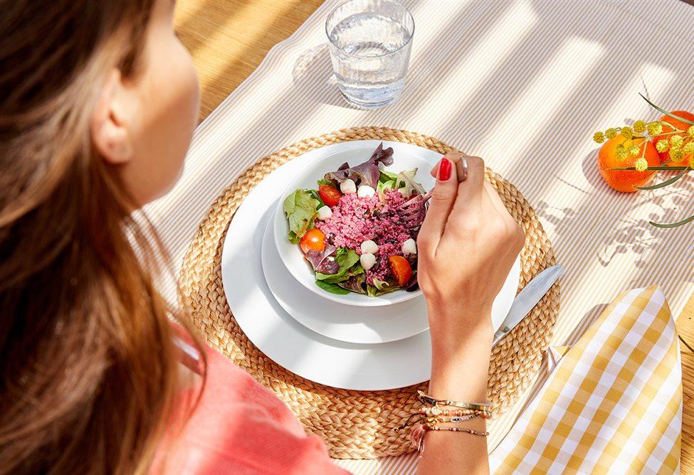 12 claves para adelgazar desde la alimentación consciente