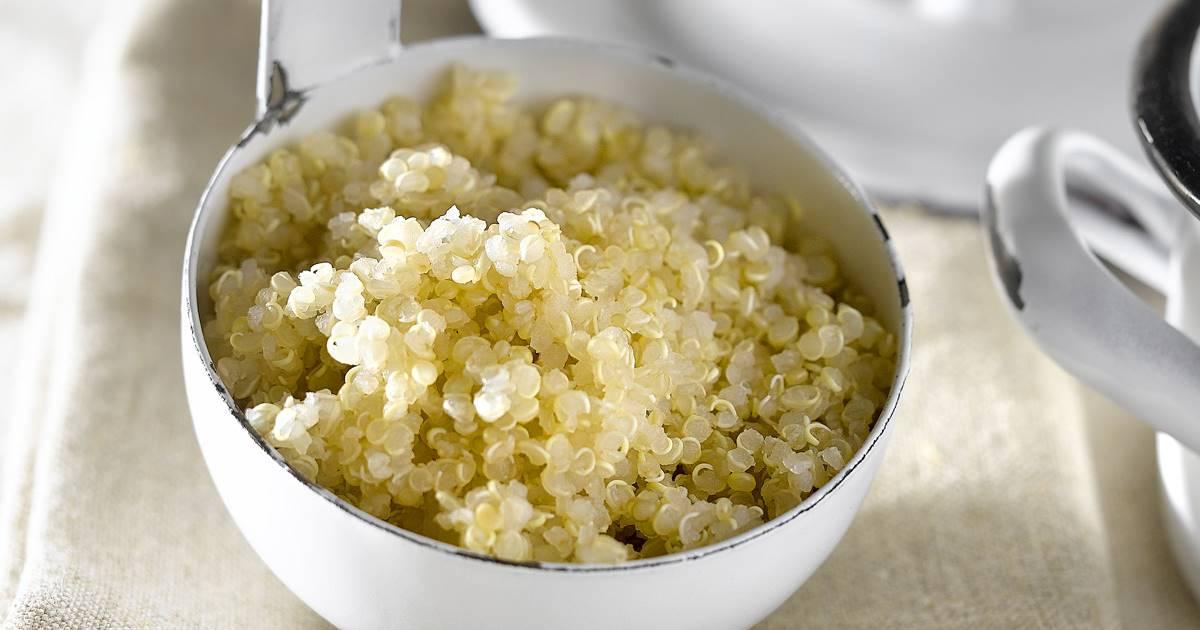C mo cocinar la quinoa y que quede perfecta for Cocinar la quinoa