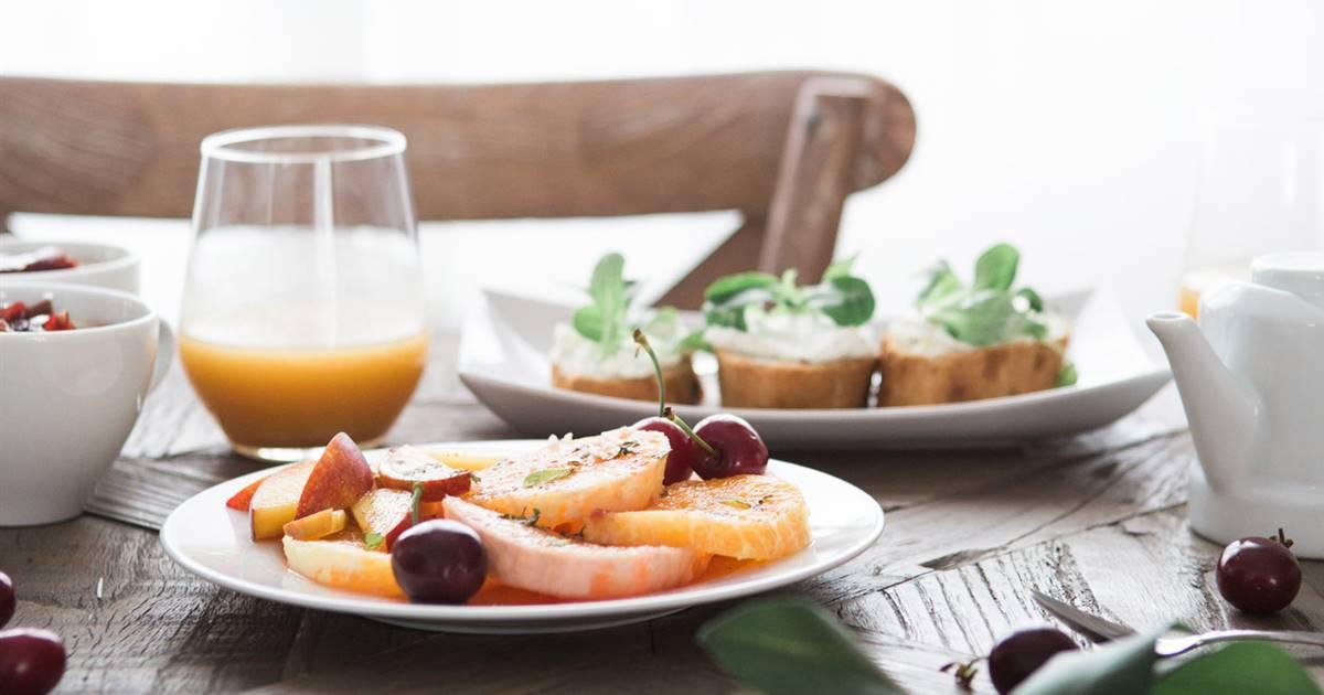 Cuantas más frutas y verduras consumas, mejor memoria