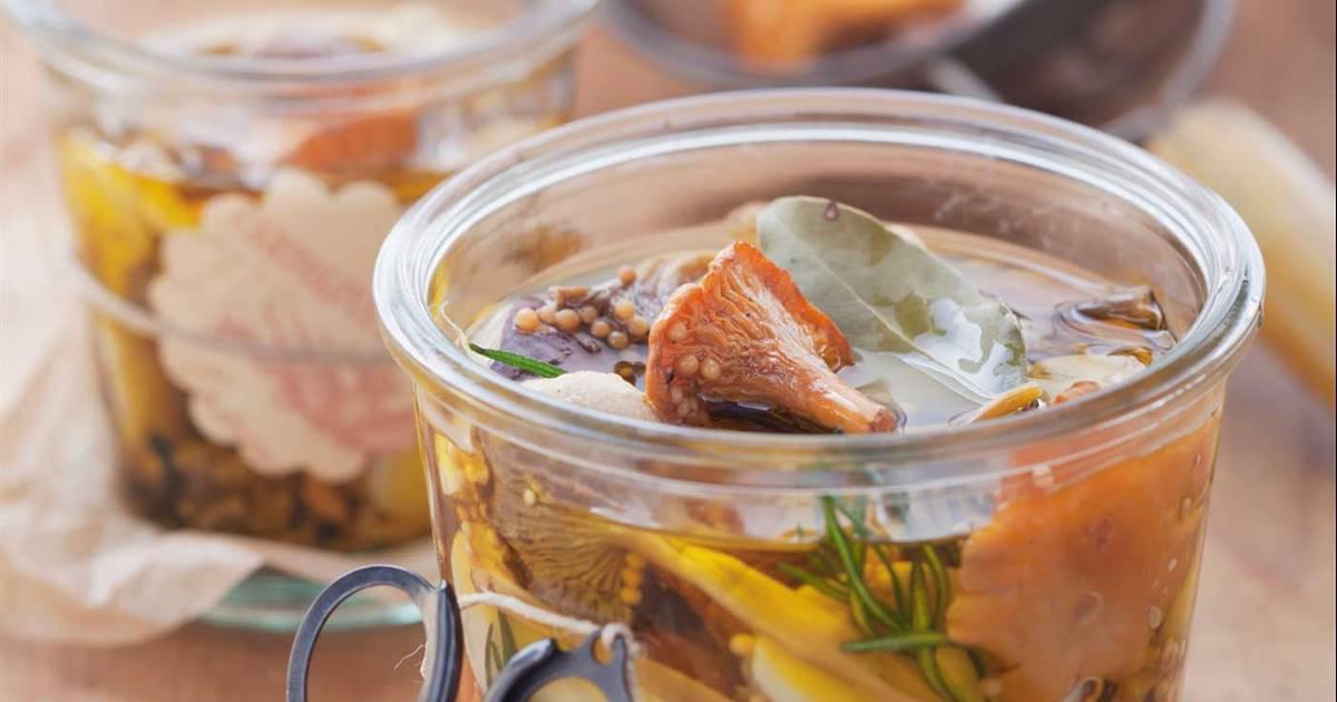 8 claves para marinar tus verduras y hortalizas