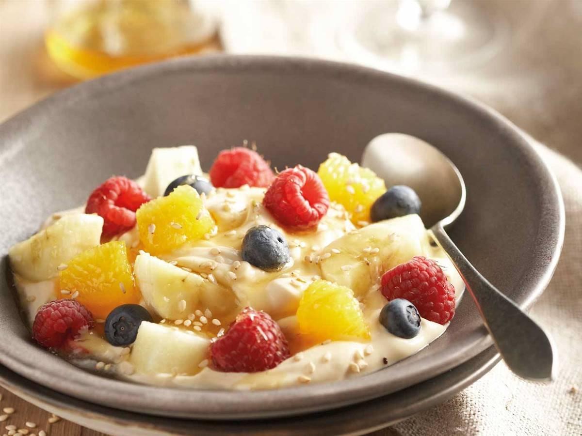 4.-fruta. 4. Ensalada de frutas