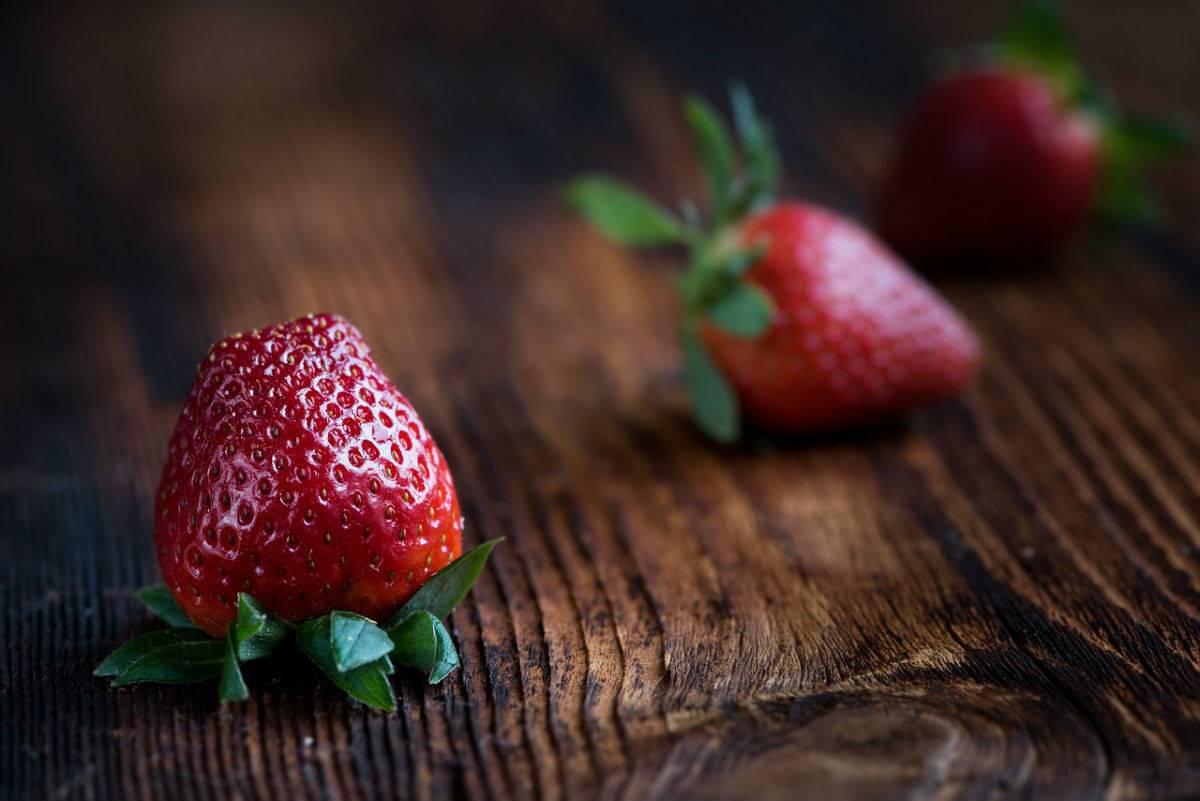fresones. 3. Fresones ricos en hierro y vitamina C