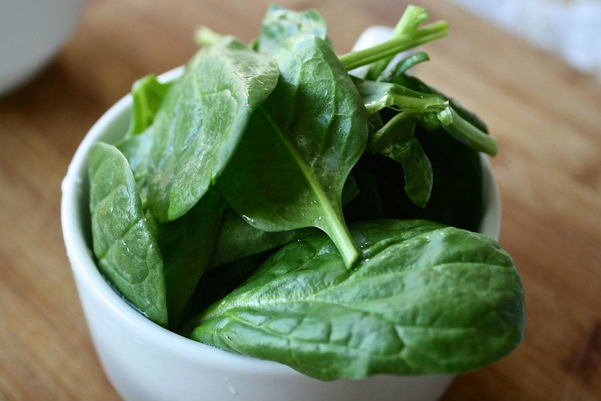 67cf8e045 Los 8 alimentos más ricos en ácido fólico