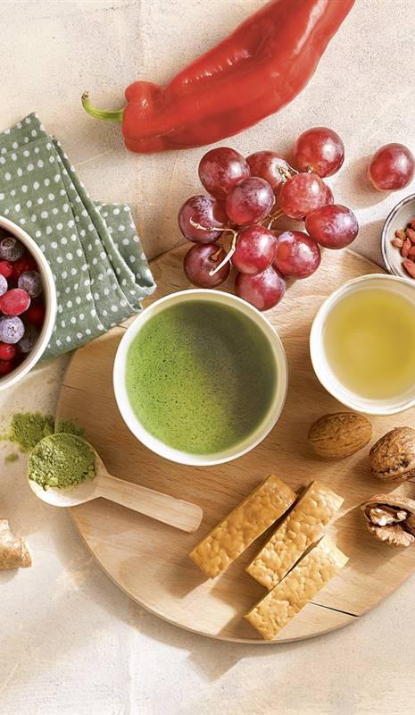 10 alimentos que rejuvenecen