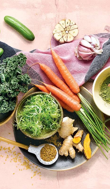 Alimentos naturales para mejorar la piel