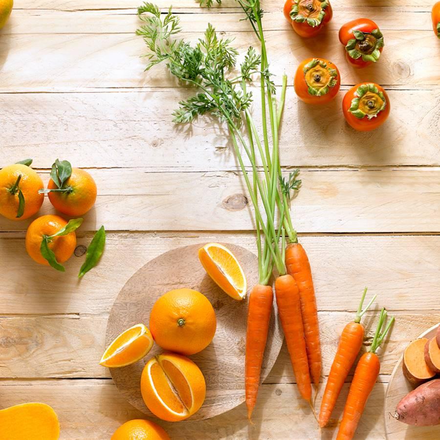 5 alimentos de otoño cargados de betacarotenos
