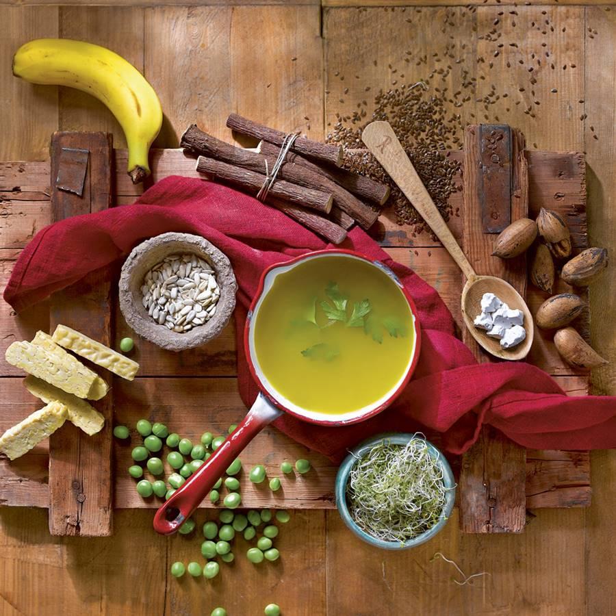 remedios para calores menopausia