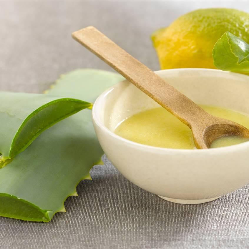 Aloe Vera Para Los Efectos Del Tratamiento Del Cáncer