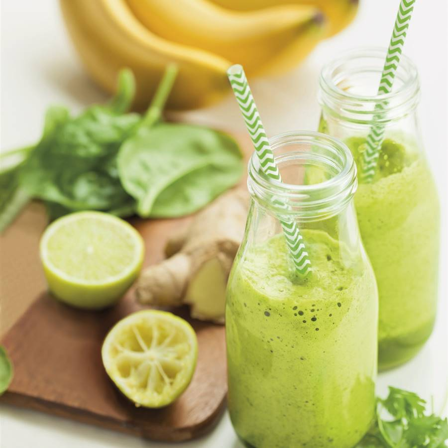 Refreshing green: tu refresco verde