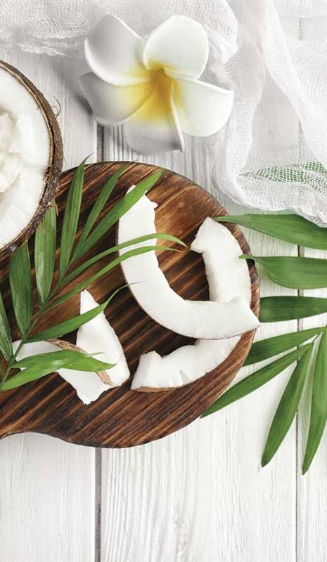 Cuanto aceite de coco tomar para adelgazar
