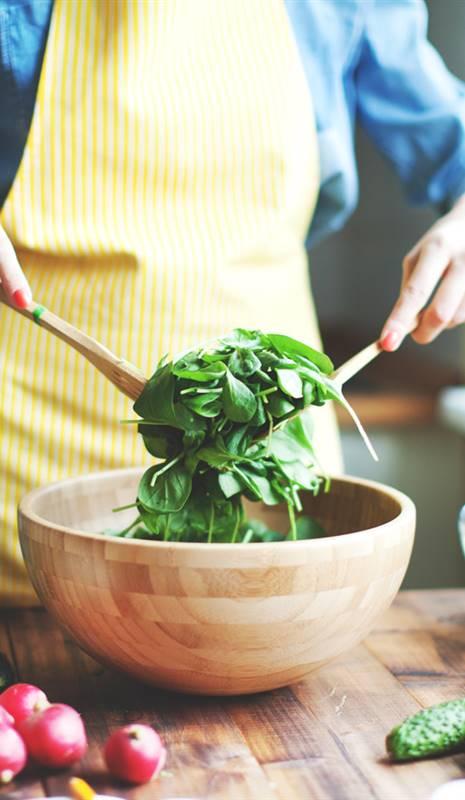 ventajas de una dieta vegetariana