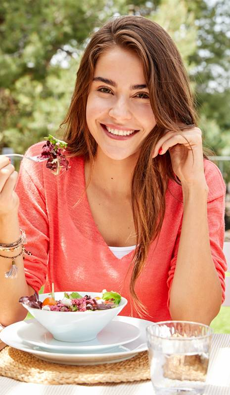 dieta con sulfato de magnesio