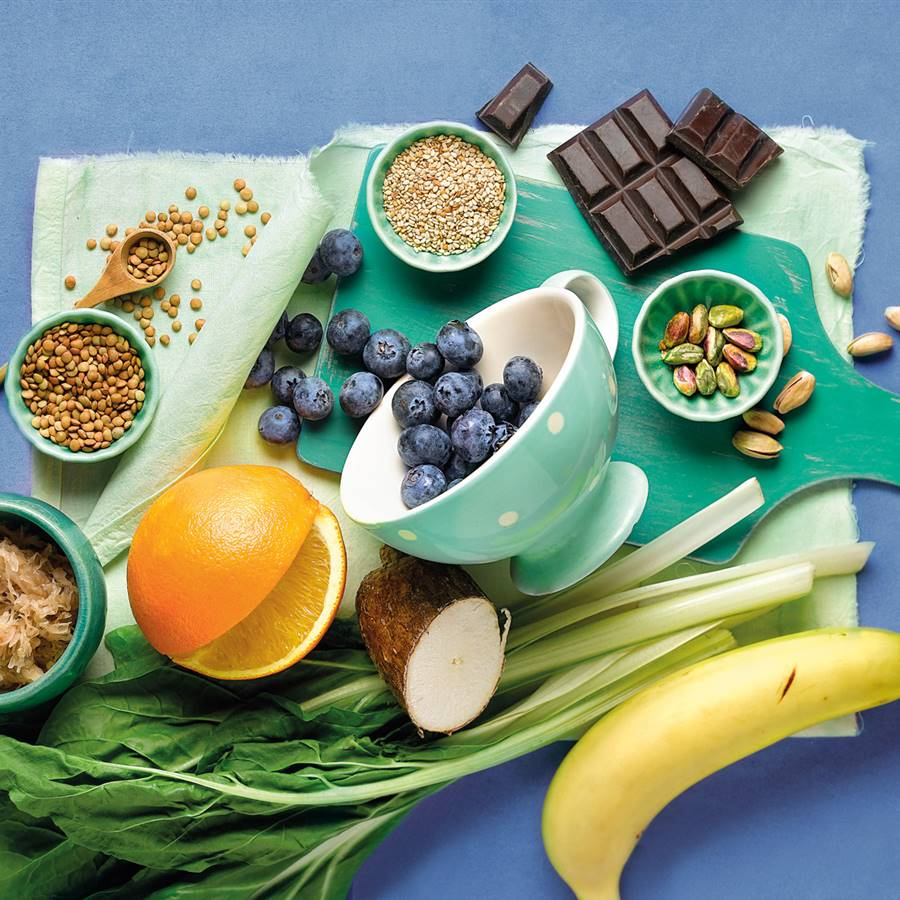 dieta para personas con cortisol alto