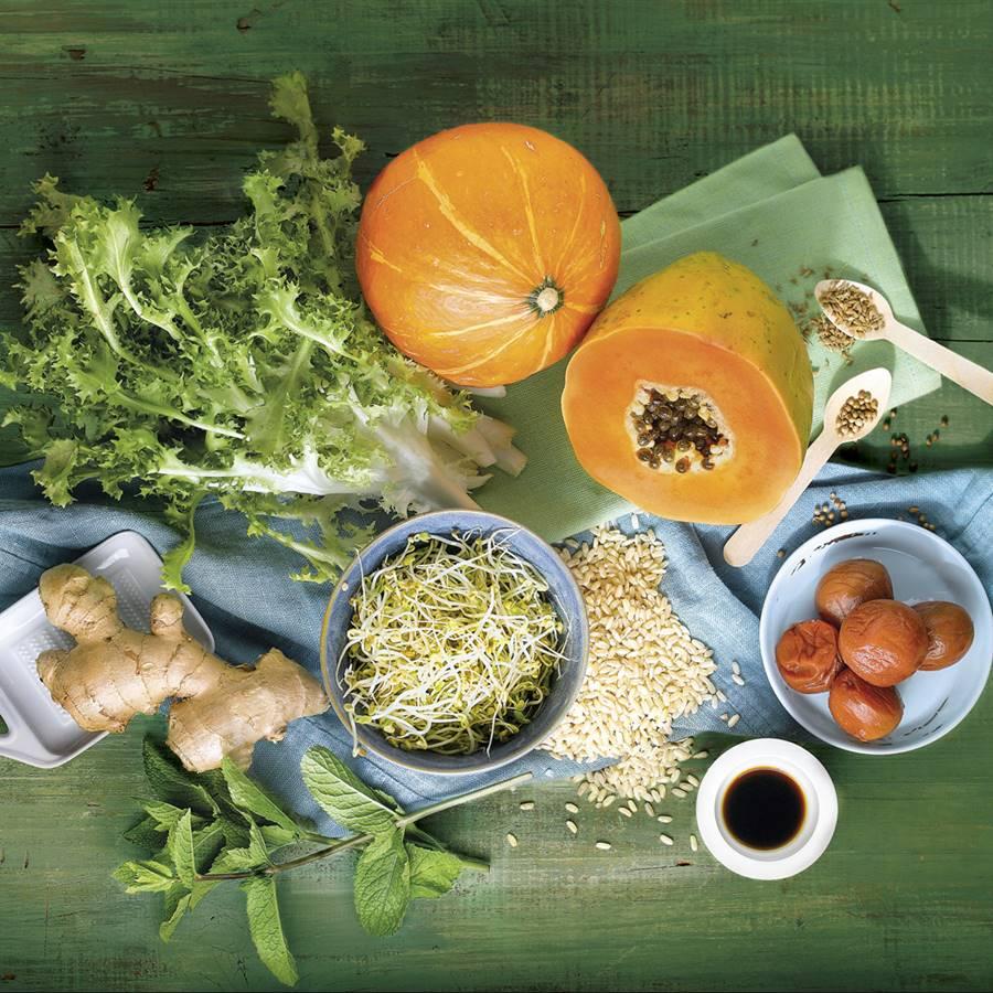 alimentos para quitar el acidez