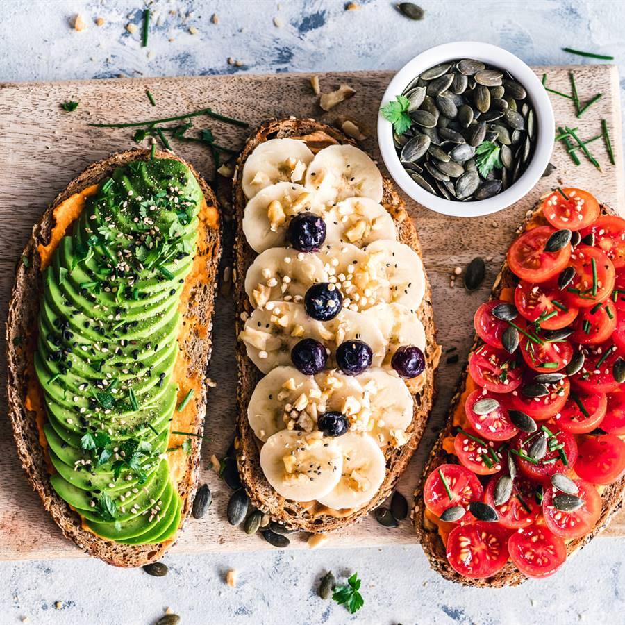 alimentos basicos para dieta vegana