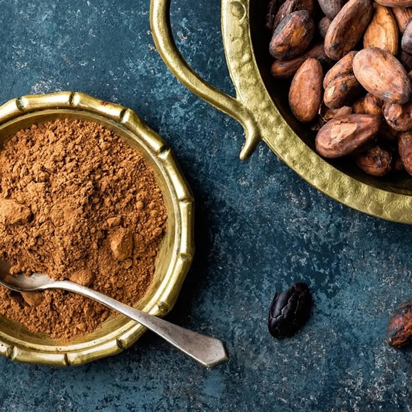 El cacao es un superalimento