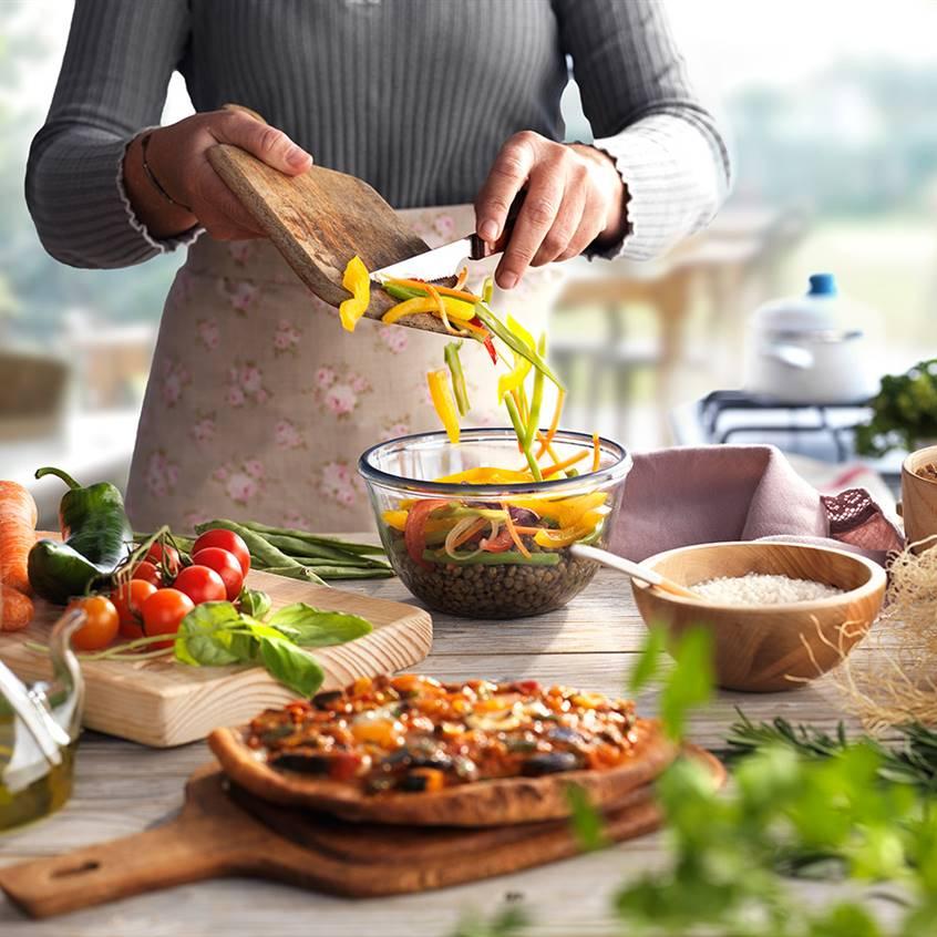Ensaladas para bajar el colesterol y trigliceridos