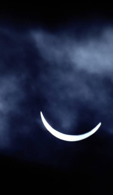 Fases de la luna: distintas en cada hemisferio