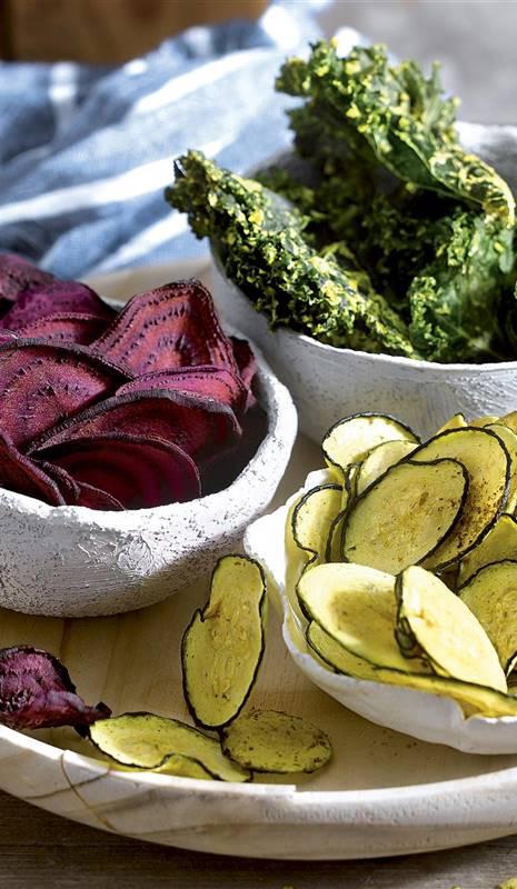 10 Aperitivos Veganos Fáciles Rápidos Y Sanos