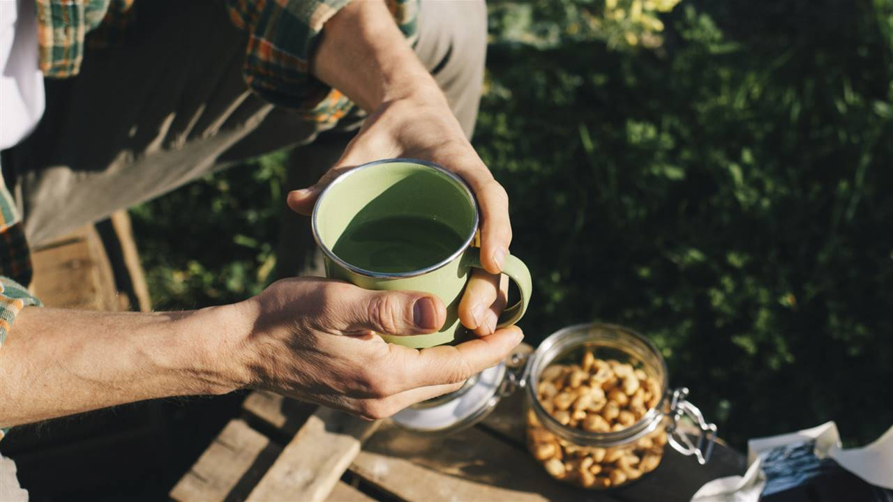 té para la infección de próstata