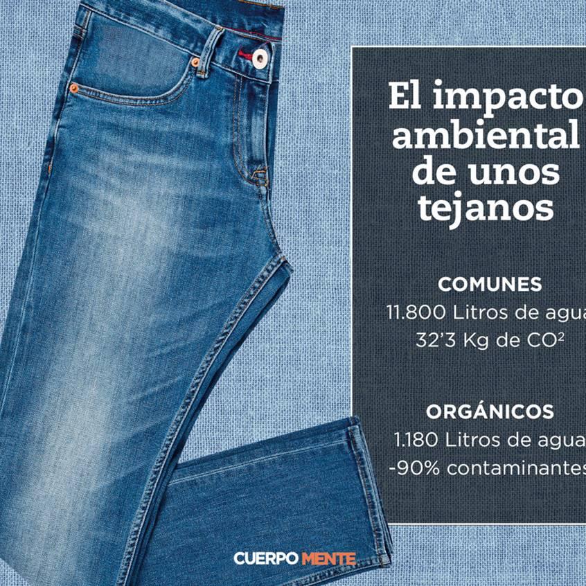 5 Motivos Poderosos Para Elegir Jeans Organicos