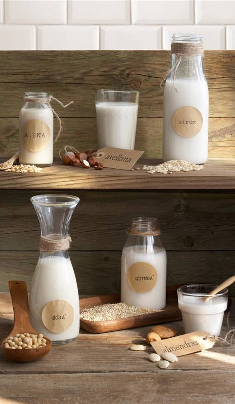 Beneficios de la leche de soya para adelgazar