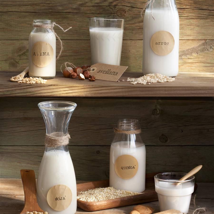 dieta a base de leche de almendras
