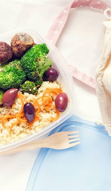 4 trucos para preparar tuppers sanos y deliciosos