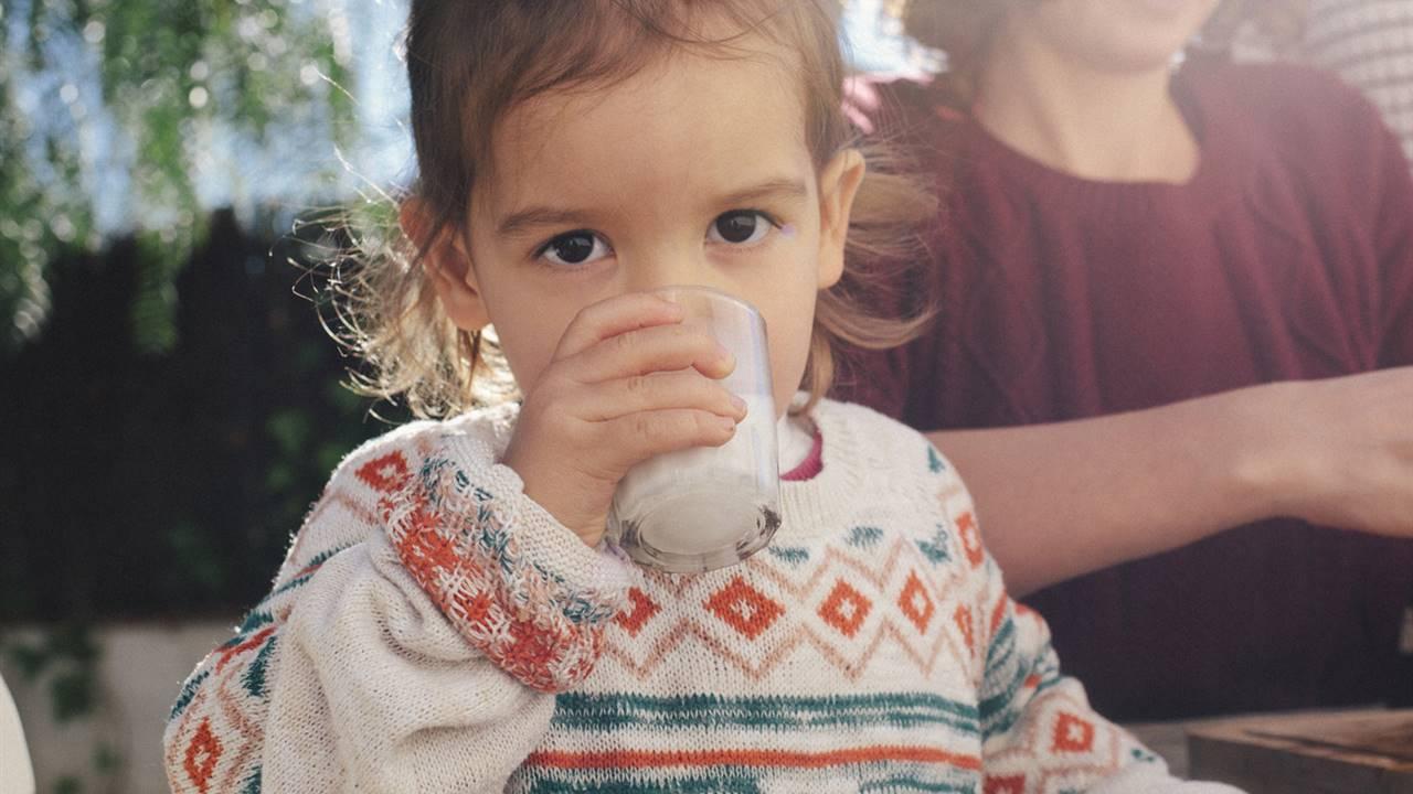 alternativas a la leche para ninos