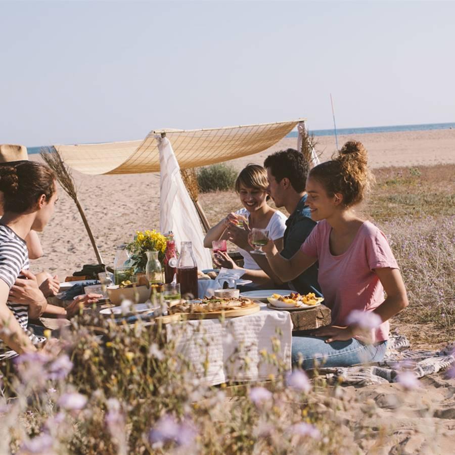 11 ideas para organizar un picnic vegano
