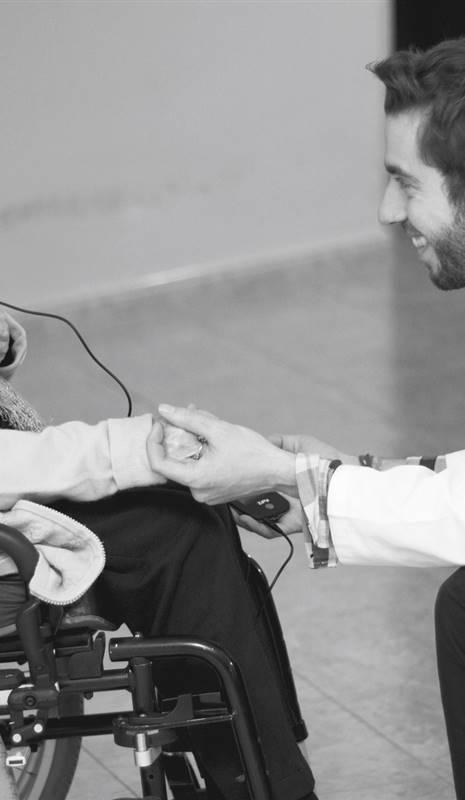 Las canciones de su vida ayudan a los enfermos de alzhéimer