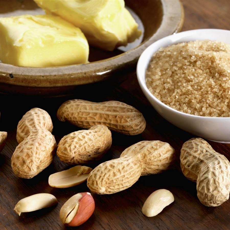 propiedades de los cacahuetes crudos