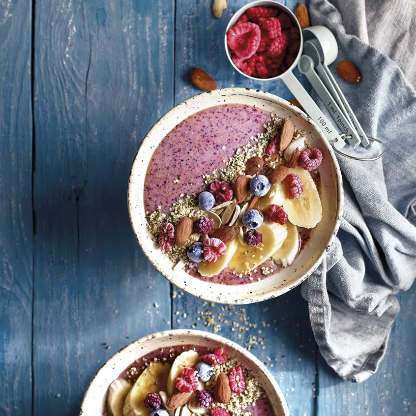 Smoothie-bowl-frutos-rojos