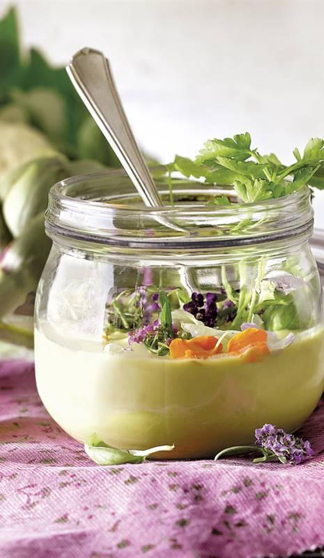 Sopa para depurar el organismo