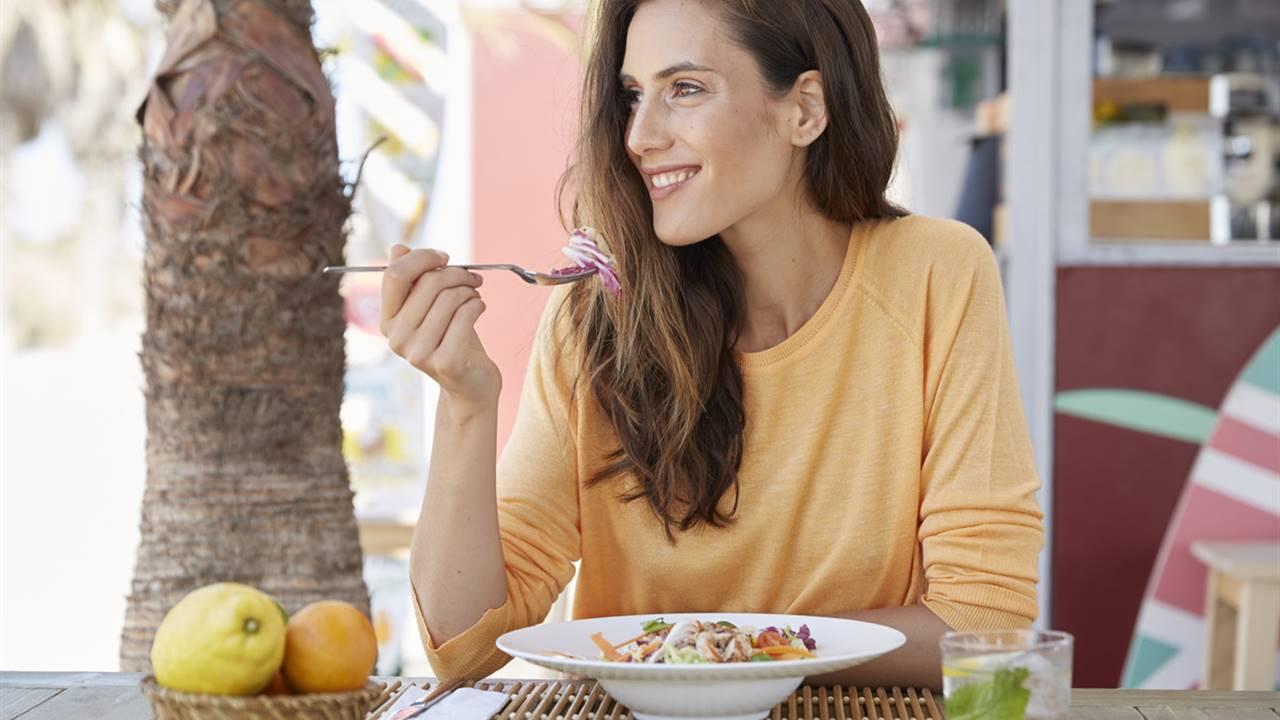 Dieta antioxidante para prevenir el envejecimiento