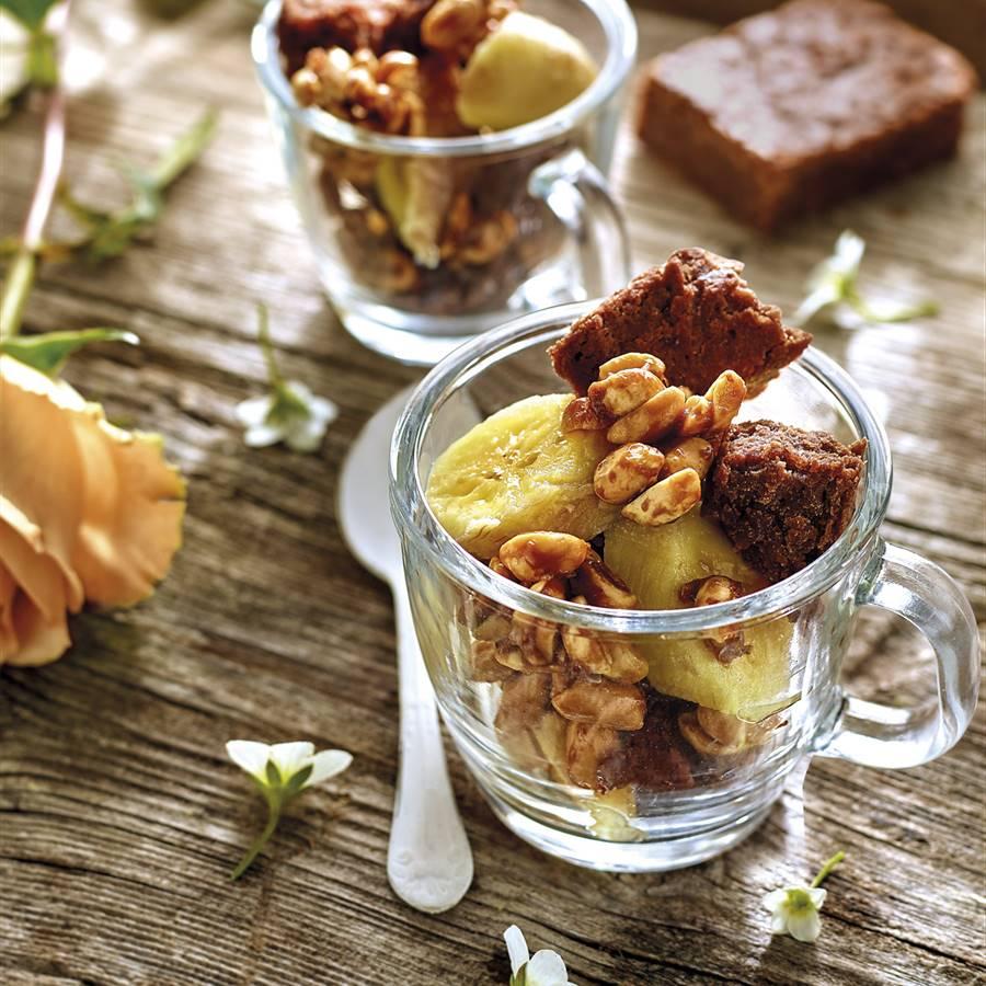 Crema de cacahuete propiedades y beneficios
