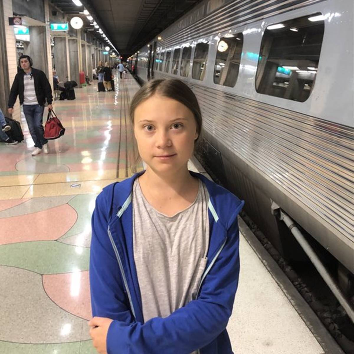 greta thunberg summit climate