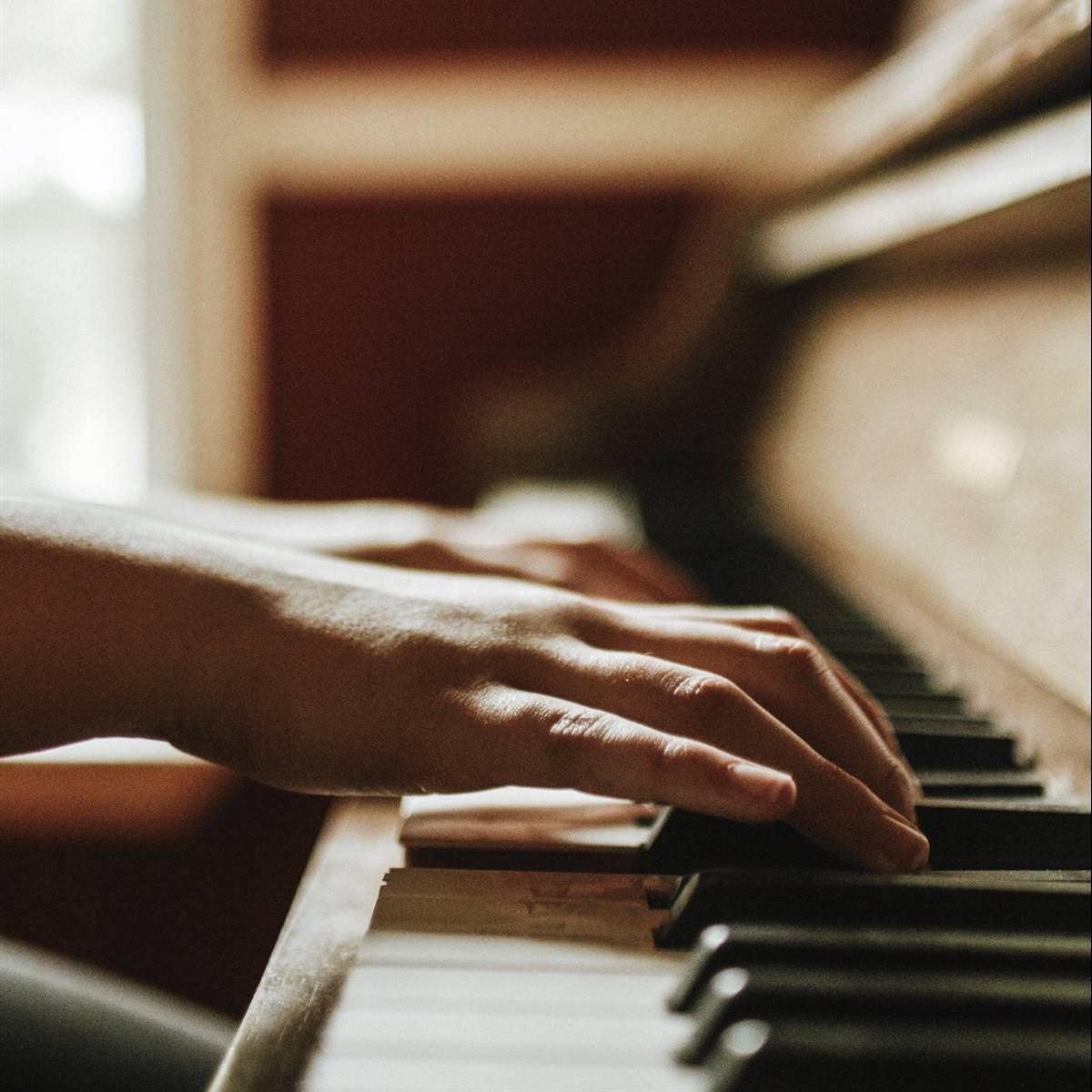 La música te ayuda a conectar y a ser tú mismo