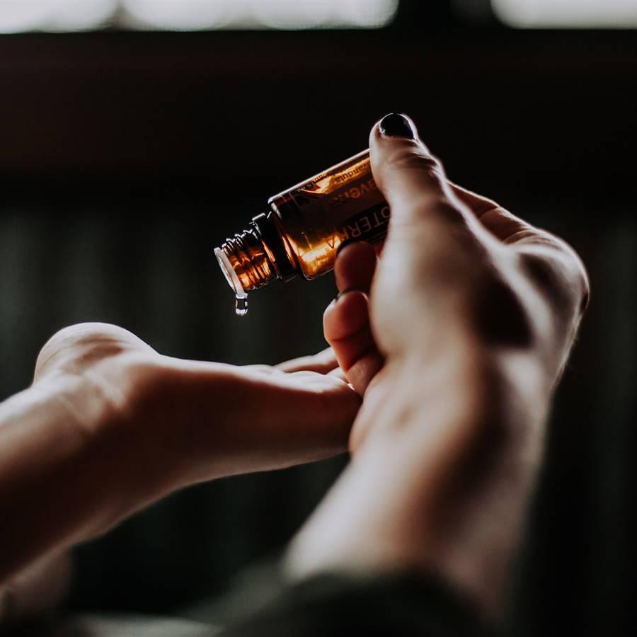 Aromaterapia para tratar las infecciones