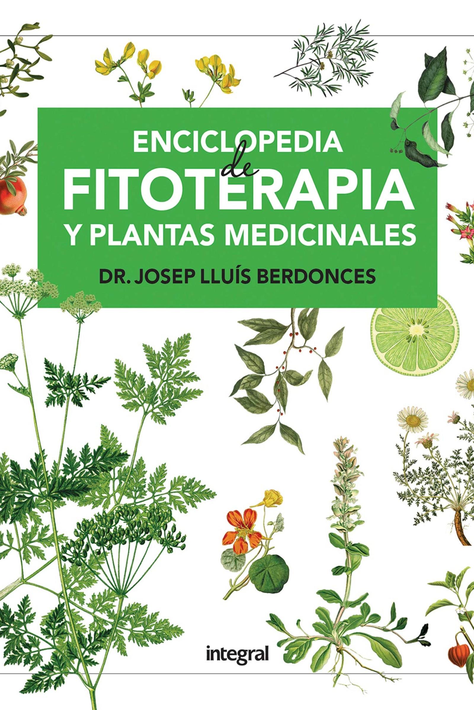 Enciclopedia de fitoterapia y plantas medicinales (RBA)