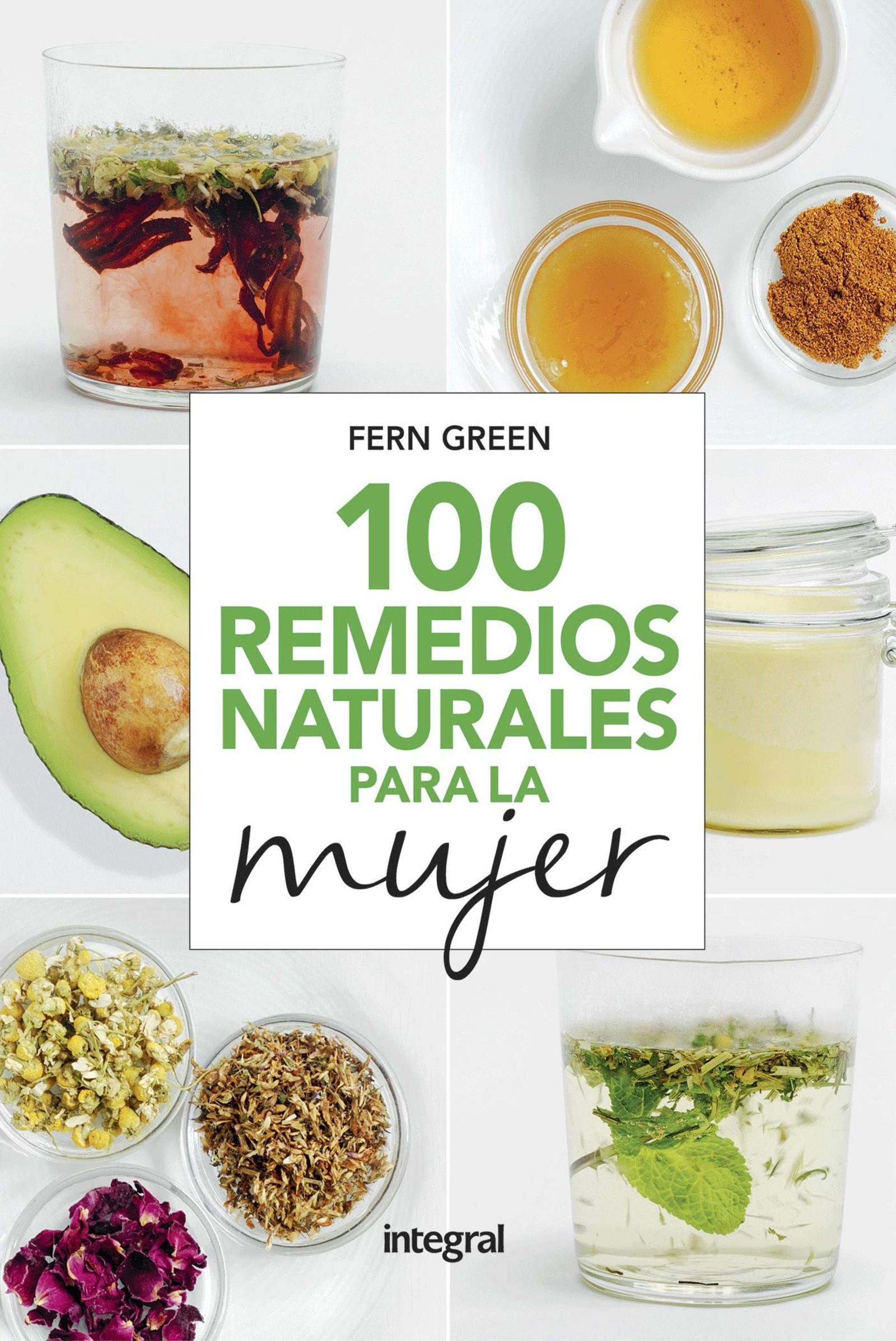 100 remedios naturales para la mujer (RBA)