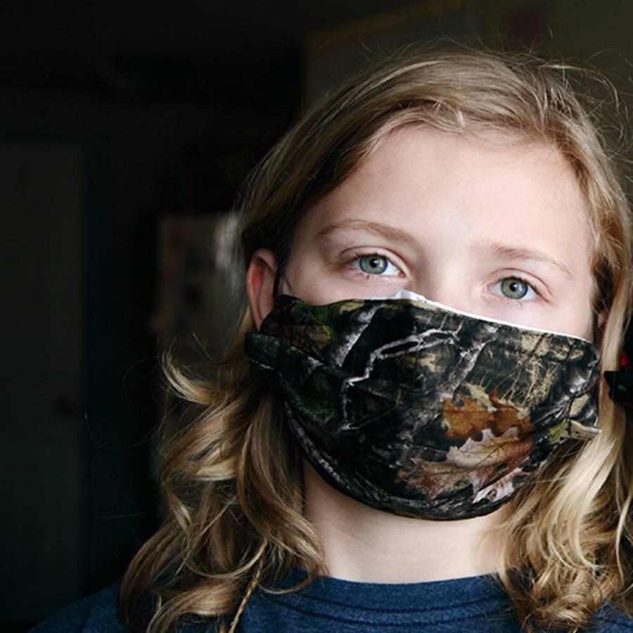 Las mascarillas caseras también pueden proteger