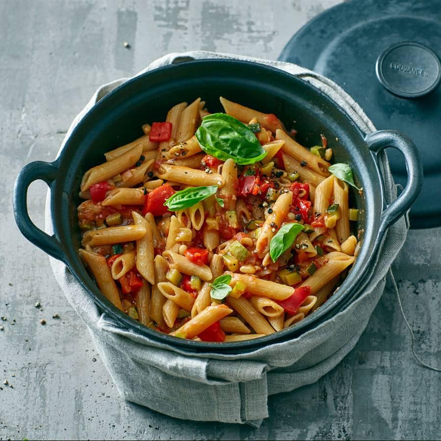 One pot vegano: 3 recetas rápidas ideales para compartir