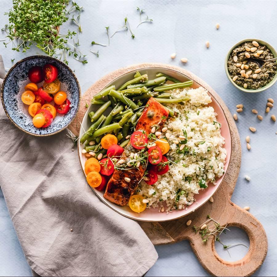 Tu menú vegano semanal para el mes de julio