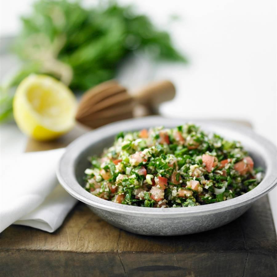 Tabulé libanés, la ensalada oriental para este verano