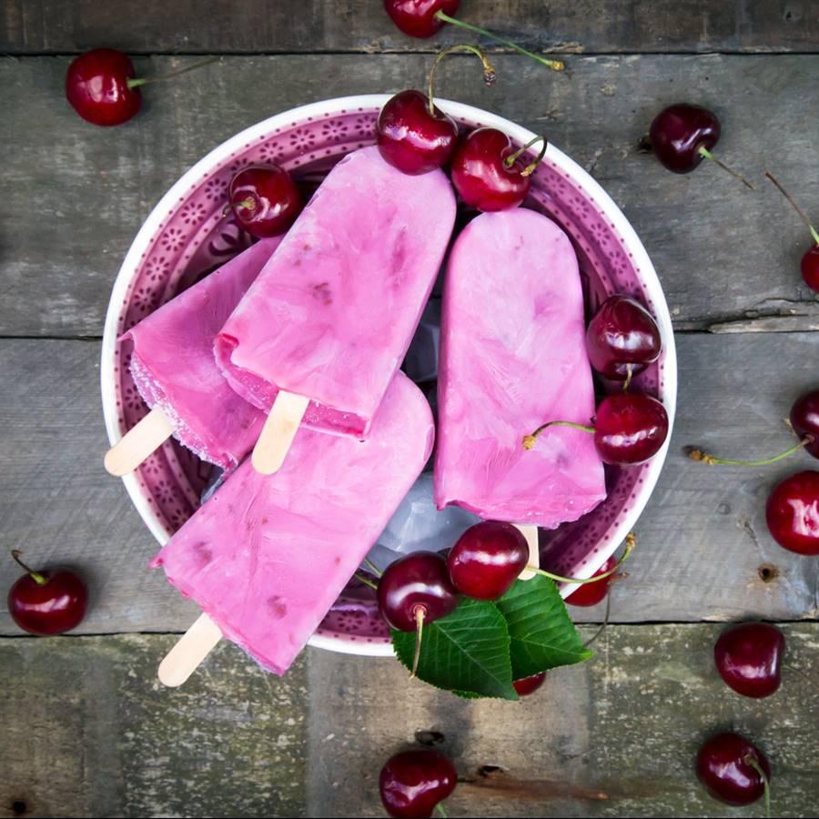 5 polos caseros de fruta irresistibles
