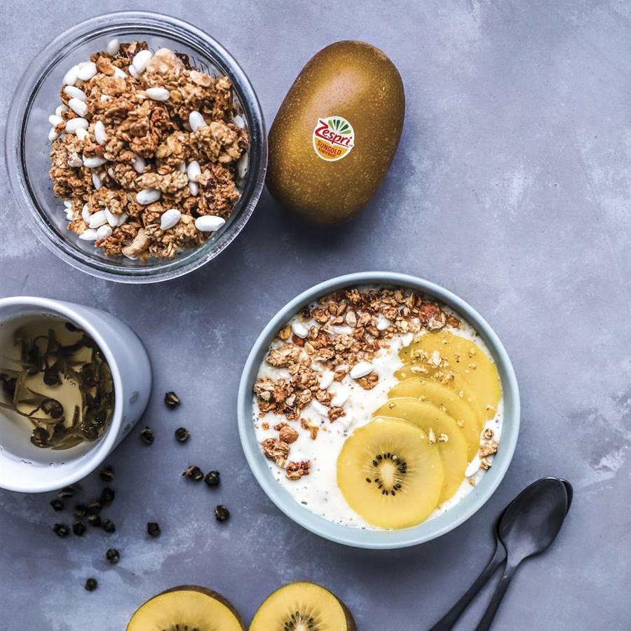 Kiwi Zespri SunGold, la vitamina C diaria que necesitas